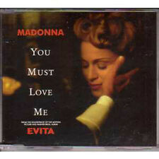 ☆ MAXI CD MADONNA You must love me 3-Track  ☆
