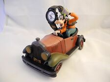 DISNEY MICKEY'S PAL GOOFY LIMITED EDITION WATCH/CAR FIG NEW 70TH ANIV