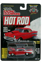 Racing Champions HOT ROD MAGAZINE '57 Chevy Issue #1 VHTF