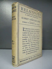 Albert Einstein - The Theory Of Relativity - Methuen - 1939 (ID:541)