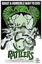 Rattlers (1976) Sam Chew Jr, Elisabeth Chauvet Horror DVD