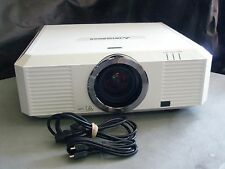 MITSUBISHI UL7400U LCD FULL HD WUXGA PROJECTOR, 5000 LUMENS, NEW FACTORY LAMP!