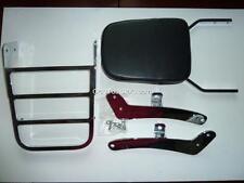 Respaldo Sissy Bar Nuevo Set con almohadilla de carga de rack y Para Yamaha Virago XV400 535