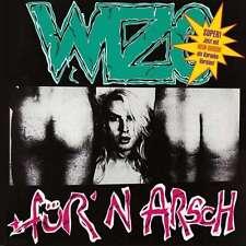 WIZO Für'n Arsch (Limited Edition) LP VINYL 2014