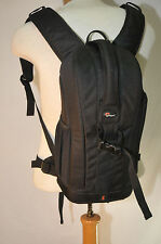 LowePro Flipside 200 Camera Bag Backpack Excellent Condition Black DSLR/SLR/TLR
