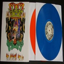 "V.A. - Punk Uprisings Vol.2 COLORED 2x12"" H2O SNAPCASE BRUISERS ENSIGN CONVERGE"