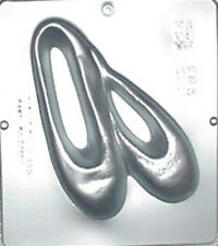 Ballet Shoes Chocolate Candy Mold  555 NEW