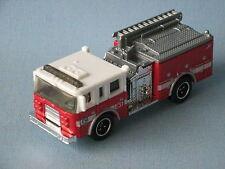 MATCHBOX Pierce Dash Autopompa Salvataggio e31 rosso e bianco giocattolo modellino auto in BP