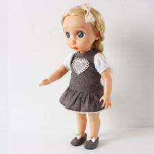 Disney Baby Doll Clothes / Heart One-Piece/ Animator's collection 16inch