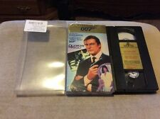 Vintage James Bond 007 Octopussy VHS Cassette Tape M200294 NTSC
