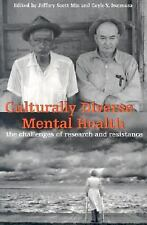 Culturally Diverse Mental Health: The Challenges of Research and Resistance, Iwa