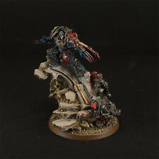 Forge World Konrad Curze Primarch of the Night Lords Painted