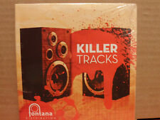 Killer Tracks PROMO CD Brand New IT DIES TODAY Clutch CHILDREN OF BODOM Autovein