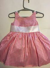 JANIE AND JACK Silk Spring Gala Easter Dress (6-12 Months)