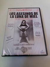 """DVD """"LOS ASESINOS DE LA LUNA DE MIEL"""" PRECINTADO SEALED LEONARD KASTLE TONY LO"""