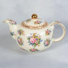 "ROYAL ALBERT ""LADY CARLYLE"" CLASSIC COLLECTION TEAPOT"