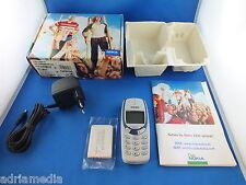 100% original NOKIA 3330 gris clair portable absolument NEUF NEW culte phone OVP rare