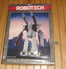 Vintage 1985 Revell Robotech Attack Fortress SDF1 I Model Kit Sealed in Box