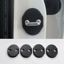 4PC FIT FOR 2014- MAZDA 6 M6 GJ DOOR LOCK CATCH COVER BUCKLE CAP PROTECTOR CASE