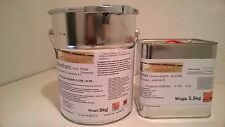 Ultra-Clear Epoxy Resin [UV Resistant] 7,5Kg  from Poland