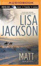 The Mccaffertys: Matt 2 by Lisa Jackson (2015, MP3 CD, Unabridged)
