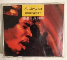 JIMI HENDRIX - ALL ALONG THE WATCHTOWER - FRANCE FRENCH CD SINGLE VERY RARE