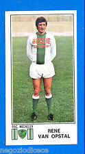 FOOTBALL 1976 BELGIO -Panini Figurina-Sticker n. 286 - VAN OPSTAL-R MECHELEN-Rec