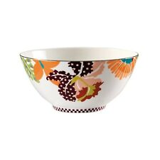 "Richard Ginori/Missoni Home - ""Tropical"" Round Salad Bowl"