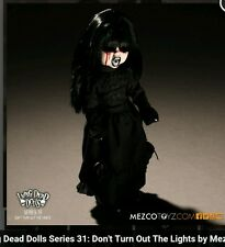 "Mezco Toyz LIVING DEAD DOLLS Series 31 ""Don't Turn Out The Lights!"" THE DARK"