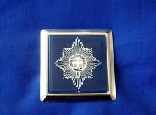 COLDSTREAM GUARDS CAR GRILLE METAL BADGE (S)