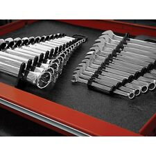 ERNST Mfg 5047 BK + 5147 BK GRIPPER 8 Wrench Organizer Set - YES 1 Each   NEW