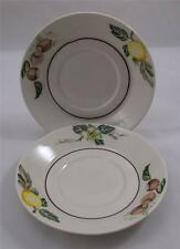 Villeroy & and Boch BALI 2x Saucers 14.3cm NEW