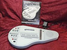USED VINTAGE SUZUKI OMNICHORD SYSTEM TWO OM-84 IN BOX WORKING SYNTH MUSIC CORDS