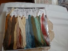 Ultimate  Sampler Floss boxed Collection, 135(20 yard skeins) 2700 yards!!!!!!!!