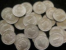 Tunisia 1 Millim 1960  BU lot of 25 BU coins