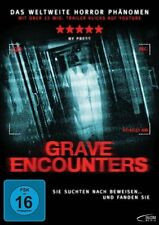 Grave Encounters Sean Rogerson DVD Neu!