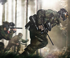 Paintball Entrance for Eight - SAVE OVER 70%
