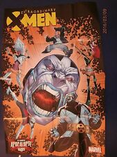 "Extraordinary X-men New Marvel ANAD! Promo Poster 36""x24""!"