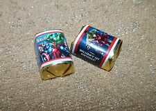 MARVEL AVENGERS PERSONALIZED HERSHEY's NUGGET WRAPPERS BIRTHDAY PARTY FAVORS