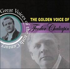 Feod Chaliapin - Great Voices Of The 20th Centu (2008) - Used - Audio Compa