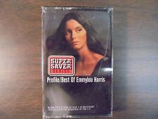 "NEW SEALED ""Emmylou Harris"" Profile/Best of  Cassette Tape (G)"