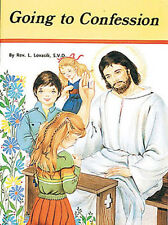 GOING TO CONFESSION - CHILD'S CATHOLIC RELIGIOUS BOOK - OTHER ONES ARE LISTED