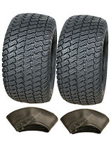 2 - 11x4.00-5 4ply tyres & tubes Multi turf grass lawn mower 11 400 5 lawnmower