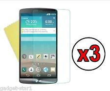 3x HQ CRYSTAL CLEAR SCREEN PROTECTOR COVER LCD GUARD FILM FOR LG G4 2015