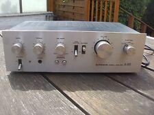 AMPLIFICATEUR PIONEER SA-5500 II  SA5500 2  1975 VNTAGE AMPLI HIFI