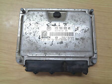 VW GOLF MK5 1.4 FSI ENGINE CONTROL UNIT ECU 036906032AM 0261208754