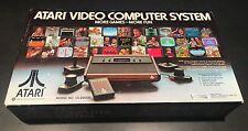 Atari CX-2600 A Model Video Computer System Factory Sealed��Home Console NIB