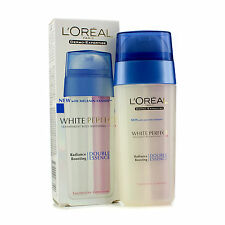 L'Oreal White Perfect Radiance Boosting Double Essence Skin Brightener # 30ml