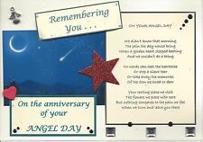 Angel Day (Son) : Graveside Family Memorial Cards