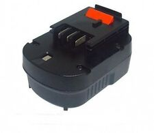 Black & Decker HPB12 12 Volt NiCad Slide 12V Battery Pack 2.0AH 2 Year Warranty